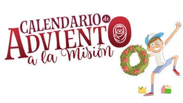 Calendario de Adviento misionero