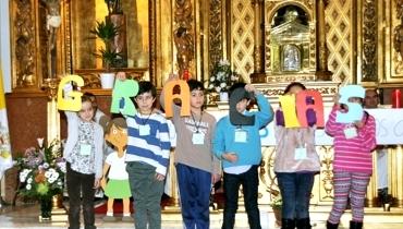 X Encuentro Diocesano de Infancia Misionera