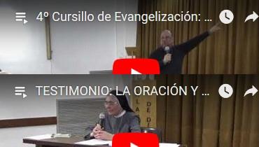 Curso de Evangelización (ver vídeos)