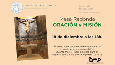 Mesa Redonda - Oración y Misión