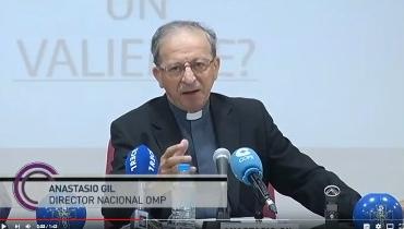 Presentación en Madrid de la Jornada Mundial de las Misiones
