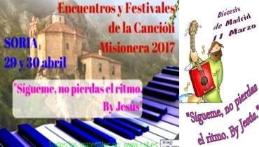 ENCUENTROS Y FESTIVALES DE LA CANCIÓN MISIONERA 2017