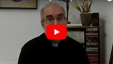 Nos visita el P. Eugenio Laguna García