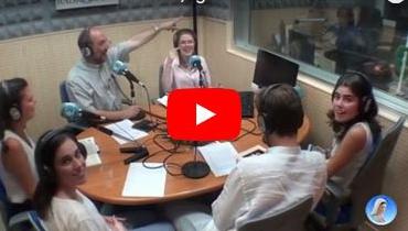 Programa en Radio María, Iglesia en Misión