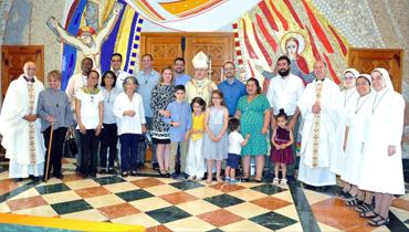Mesa redonda y envío de los misioneros. Día del Misionero Diocesano