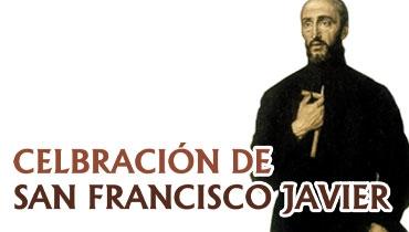 Celebración del día de San Francisco Javier