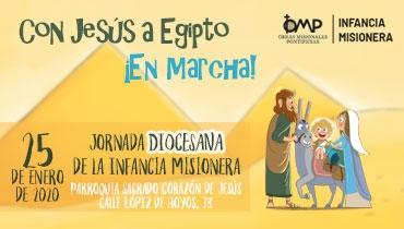 XIII Jornada Diocesana de la Infancia Misionera